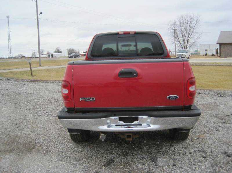 Ford F-150 1999 $4850.00 incacar.com