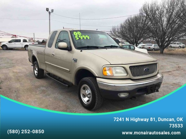 Ford F-150 2000 $5999.00 incacar.com