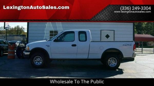 Ford F-150 2001 $4750.00 incacar.com