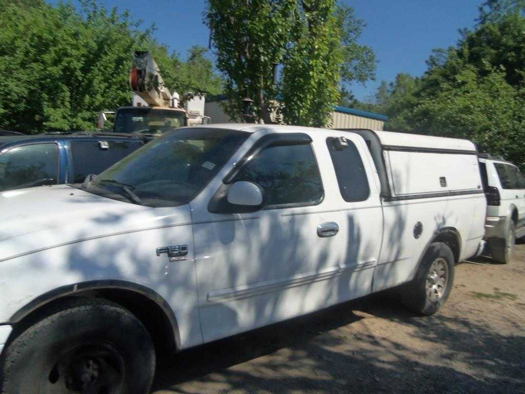 Ford F-150 2001 $1700.00 incacar.com