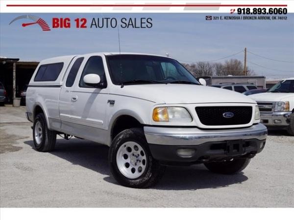 Ford F-150 2001 $3950.00 incacar.com