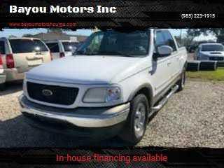 Ford F-150 2001 $3500.00 incacar.com