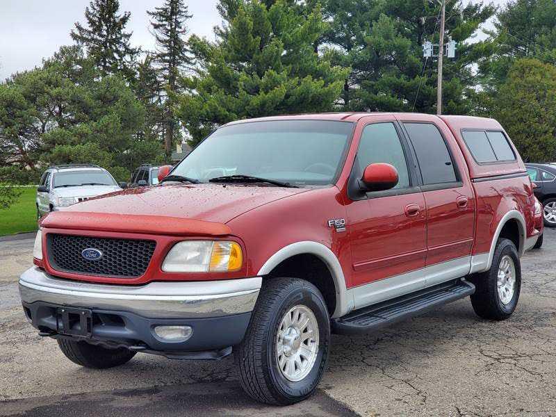 Ford F-150 2001 $3995.00 incacar.com