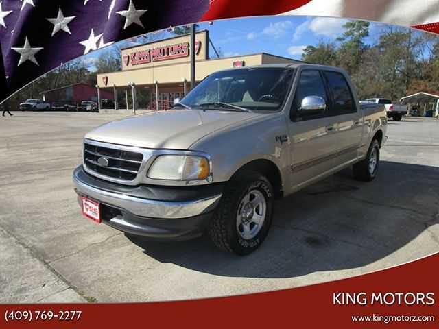 Ford F-150 2001 $3988.00 incacar.com