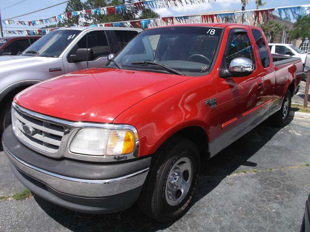 Ford F-150 2001 $5988.00 incacar.com