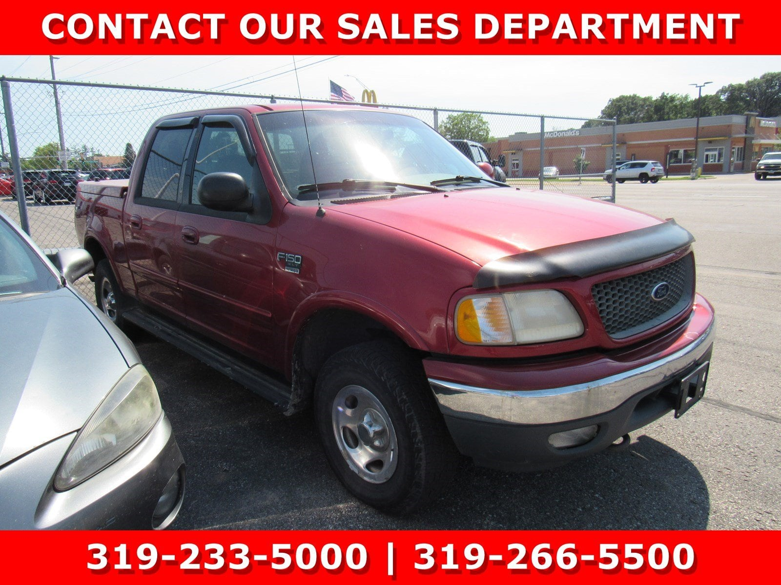 Ford F-150 2001 $4517.00 incacar.com