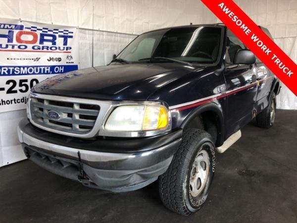 Ford F-150 2002 $3290.00 incacar.com
