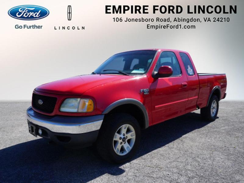 Ford F-150 2002 $10500.00 incacar.com