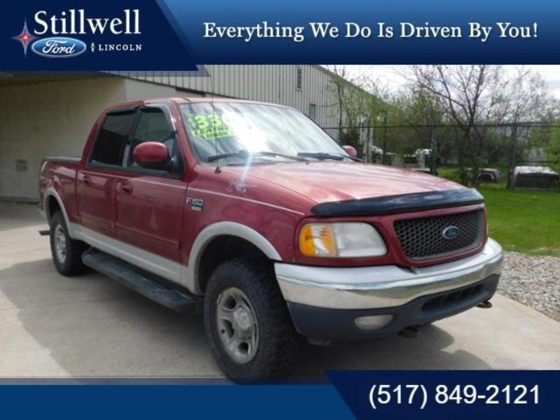 Ford F-150 2002 $3300.00 incacar.com