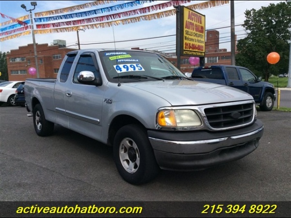 Ford F-150 2002 $3495.00 incacar.com