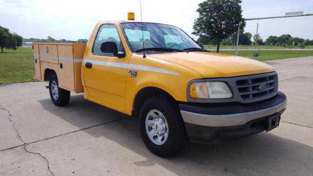 Ford F-150 2002 $4500.00 incacar.com