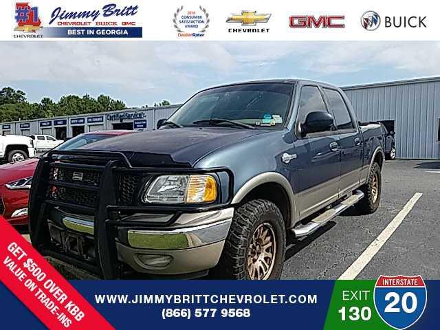 Ford F-150 2003 $5745.00 incacar.com