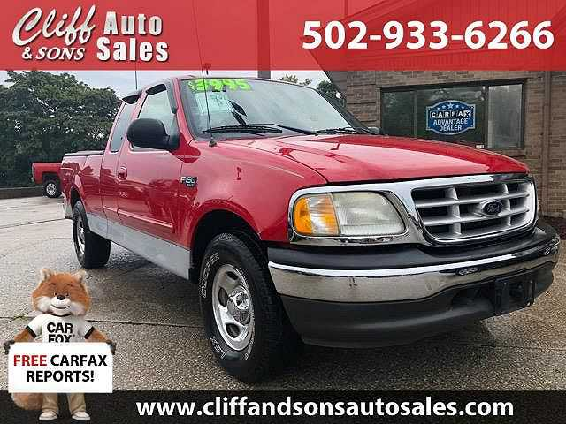 Ford F-150 2003 $3995.00 incacar.com