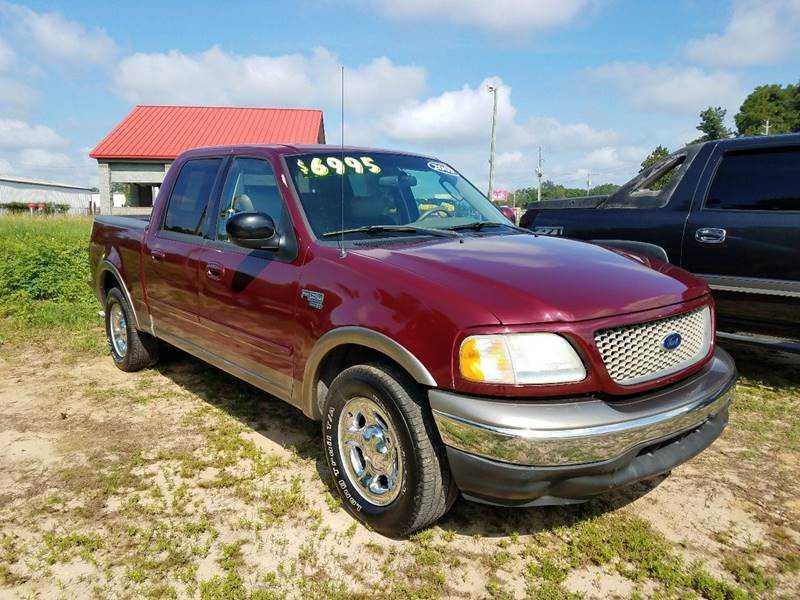 Ford F-150 2003 $5995.00 incacar.com