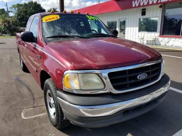 Ford F-150 2003 $3495.00 incacar.com