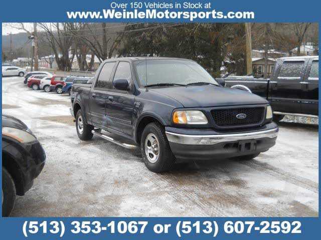 Ford F-150 2003 $4495.00 incacar.com