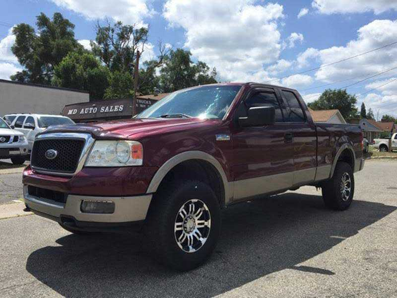 Ford F-150 2004 $4475.00 incacar.com
