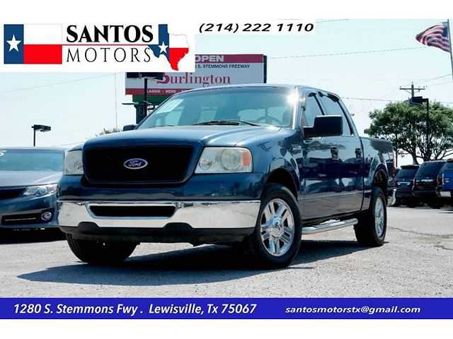 used Ford F-150 2004 vin: 1FTPW12564KD82928
