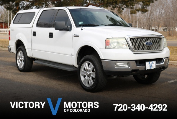 used Ford F-150 2004 vin: 1FTPW14564KD80996