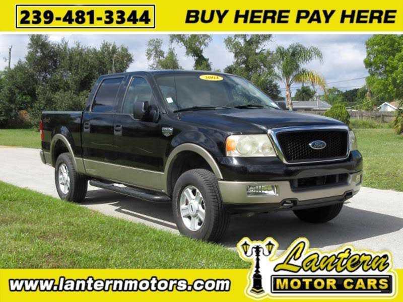 Ford F-150 2004 $10990.00 incacar.com
