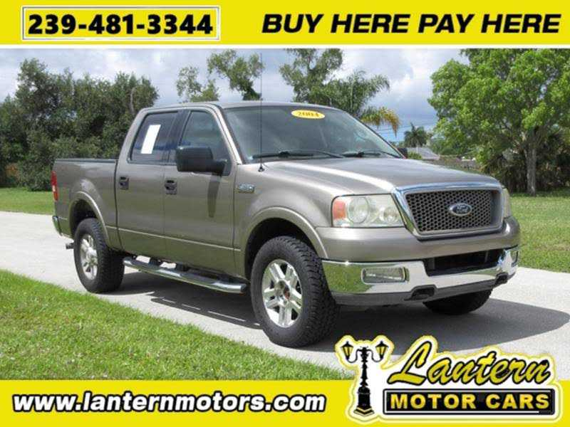 Ford F-150 2004 $9990.00 incacar.com
