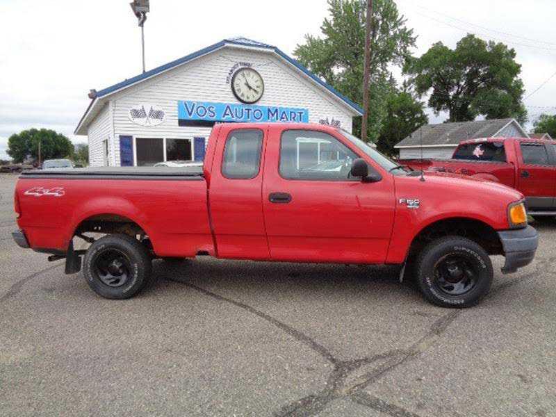 Ford F-150 2004 $3595.00 incacar.com