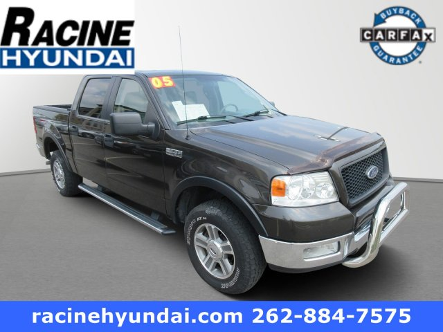 used Ford F-150 2005 vin: 1FTPW14555KF03351