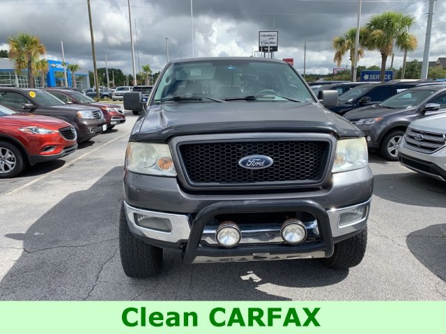 used Ford F-150 2005 vin: 1FTPW14565FA92129
