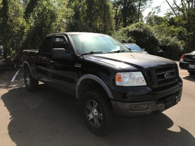 used Ford F-150 2005 vin: 1FTPX04505KD94241