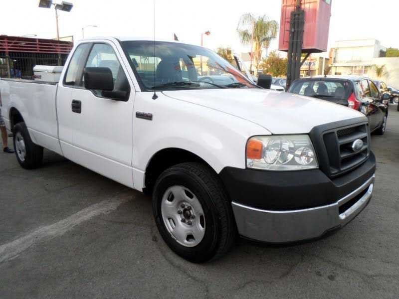 used Ford F-150 2006 vin: 1FTRF12266NB78646