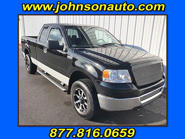 used Ford F-150 2006 vin: 1FTPX14526NB18861