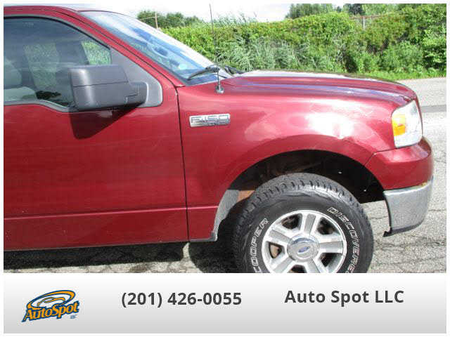 used Ford F-150 2006 vin: 1FTPX14556FB08030