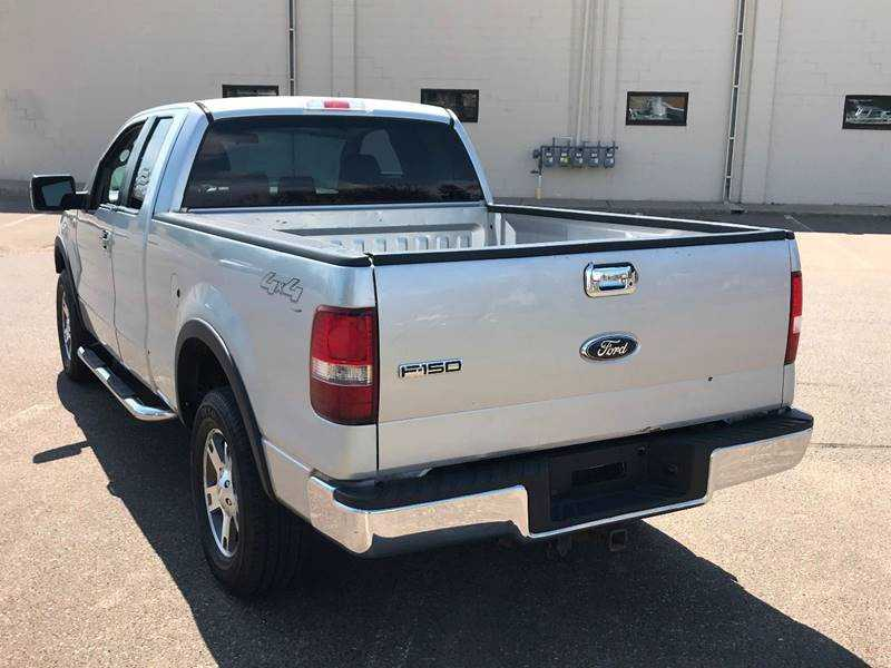 Ford F-150 2006 $4500.00 incacar.com