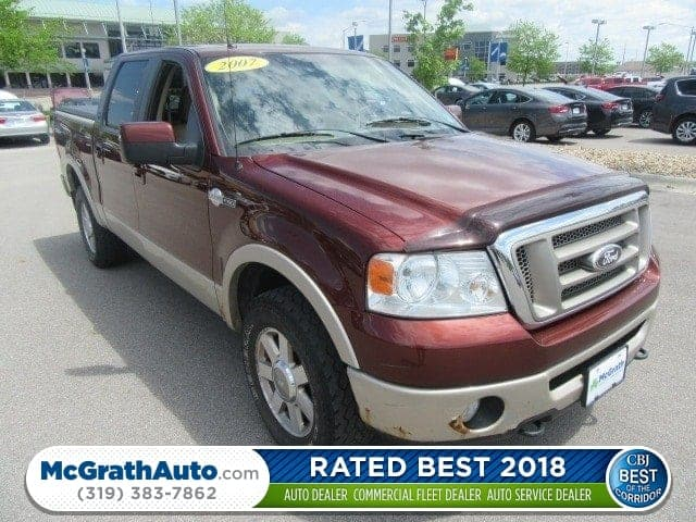 Ford F-150 2007 $10998.00 incacar.com