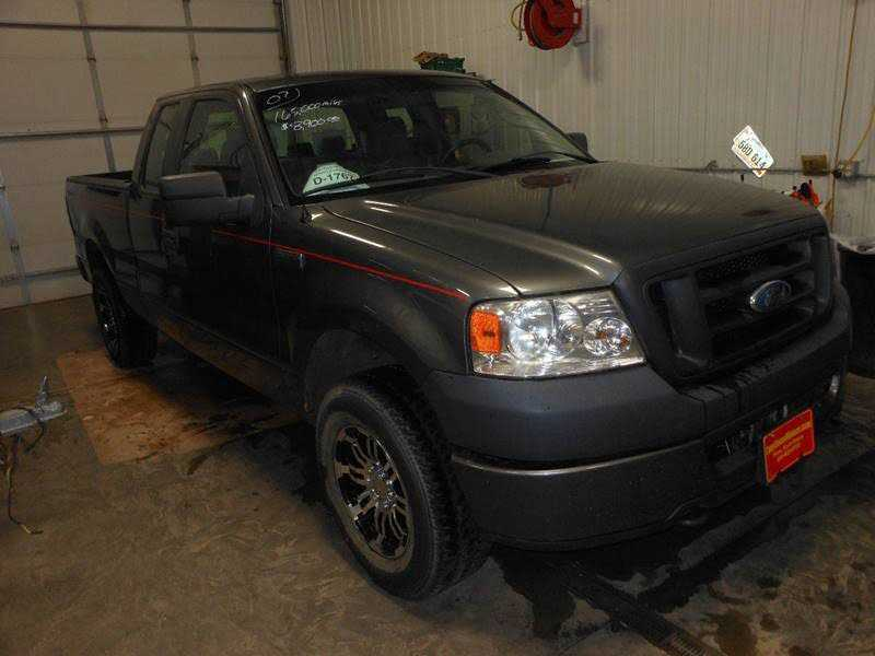 Ford F-150 2007 $8900.00 incacar.com