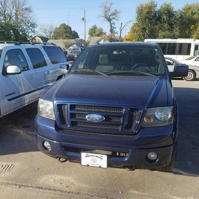 Ford F-150 2008 $9900.00 incacar.com