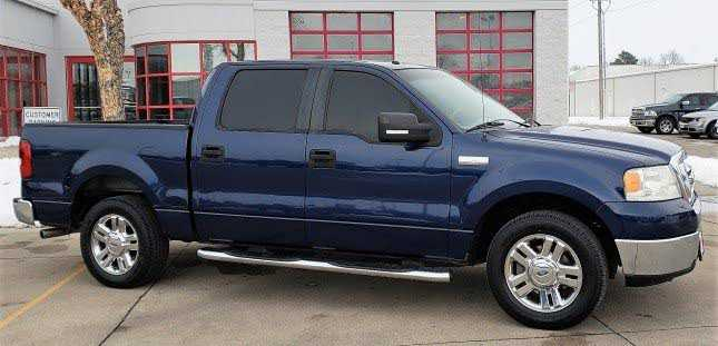used Ford F-150 2008 vin: 1FTRW12W28KC58808