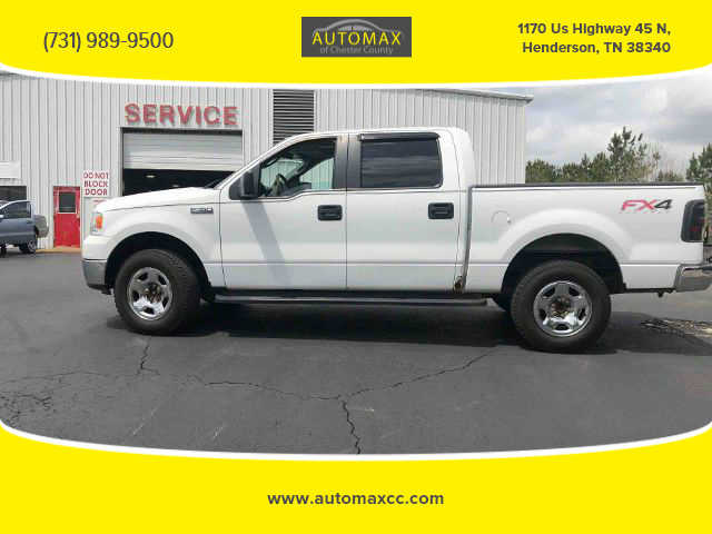 Ford F-150 2008 $7995.00 incacar.com