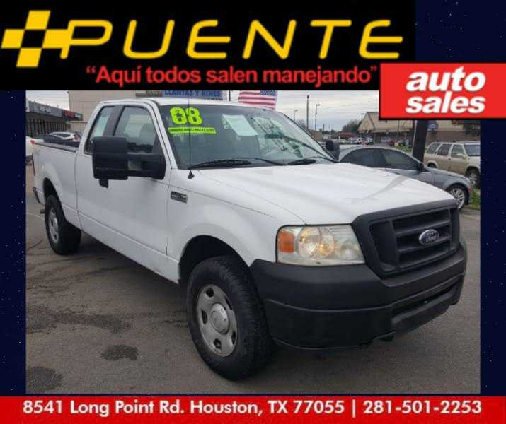 used Ford F-150 2008 vin: 1FTPX145X8FB69022
