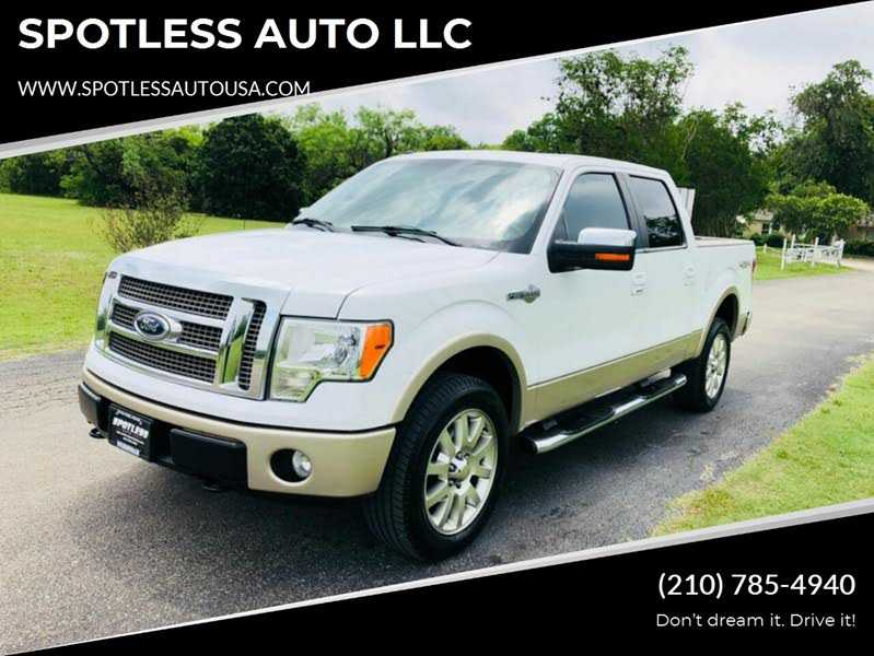 Ford F-150 2009 $12985.00 incacar.com