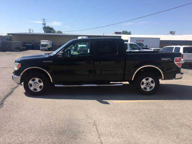 used Ford F-150 2009 vin: 1FTRW14809KC87823
