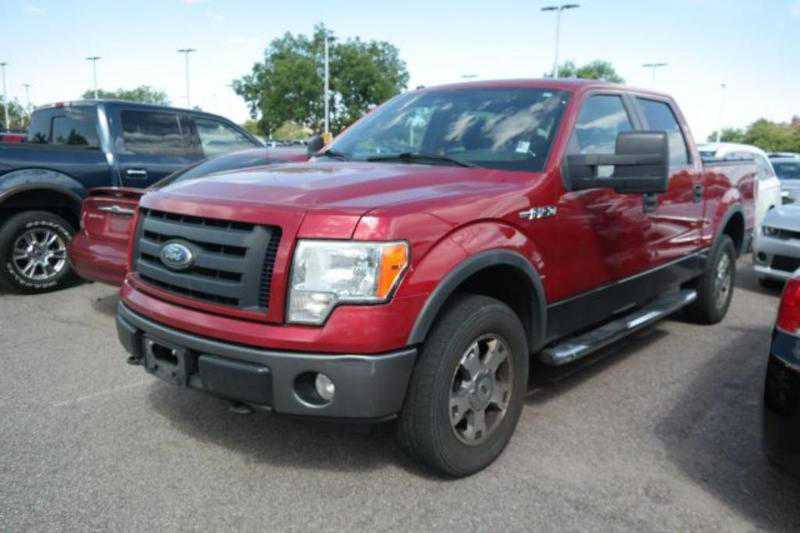 used Ford F-150 2009 vin: 1FTPW14V29KB43252