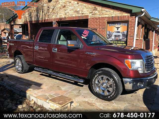 Ford F-150 2010 $13995.00 incacar.com