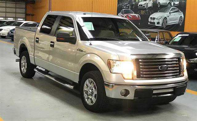 Ford F-150 2010 $8500.00 incacar.com