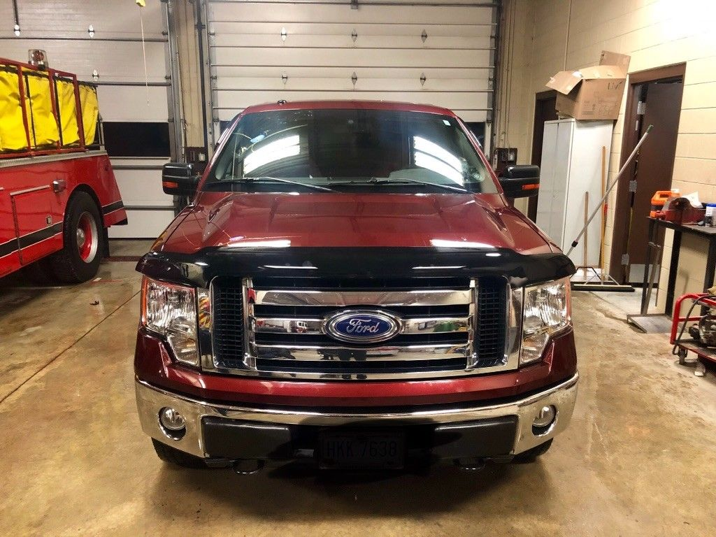 used Ford F-150 2010 vin: 1FTFX1EV1AFB08545