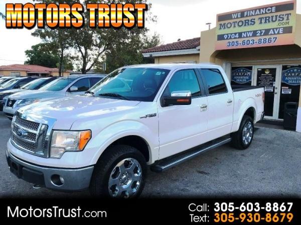 Ford F-150 2011 $13999.00 incacar.com