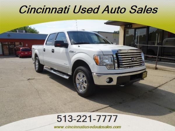 Ford F-150 2011 $9995.00 incacar.com