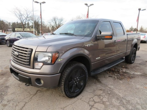 Ford F-150 2011 $11495.00 incacar.com