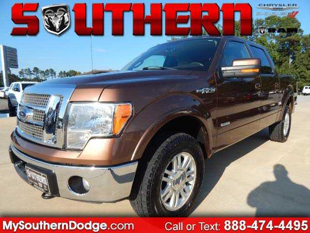 Ford F-150 2012 $22990.00 incacar.com