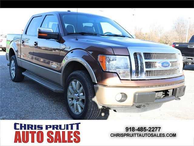 Ford F-150 2012 $22988.00 incacar.com